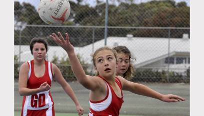 'Netta' junior Netball